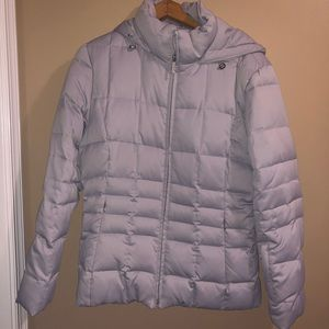 Grey Calvin Klein winter jacket size M